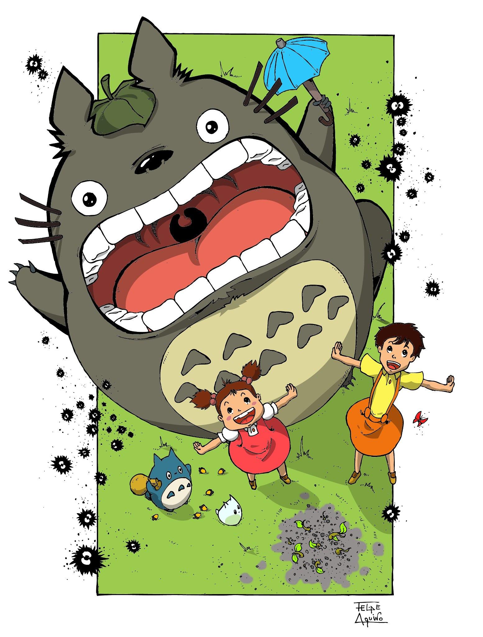 O Meu Vizinho Totoro