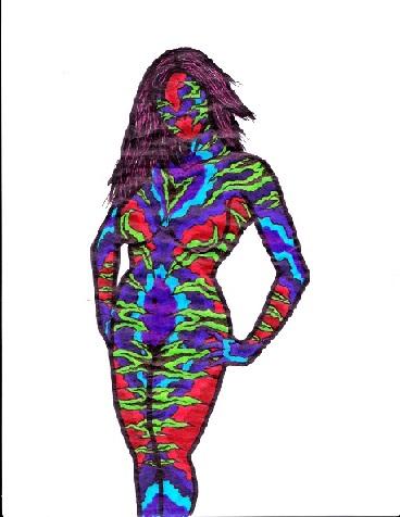 8.5x11 colored female