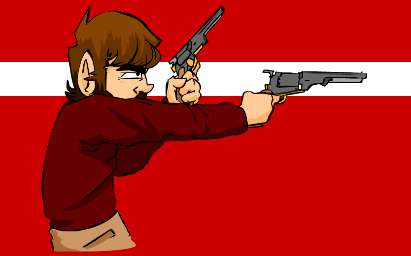Red Wool Redemption II