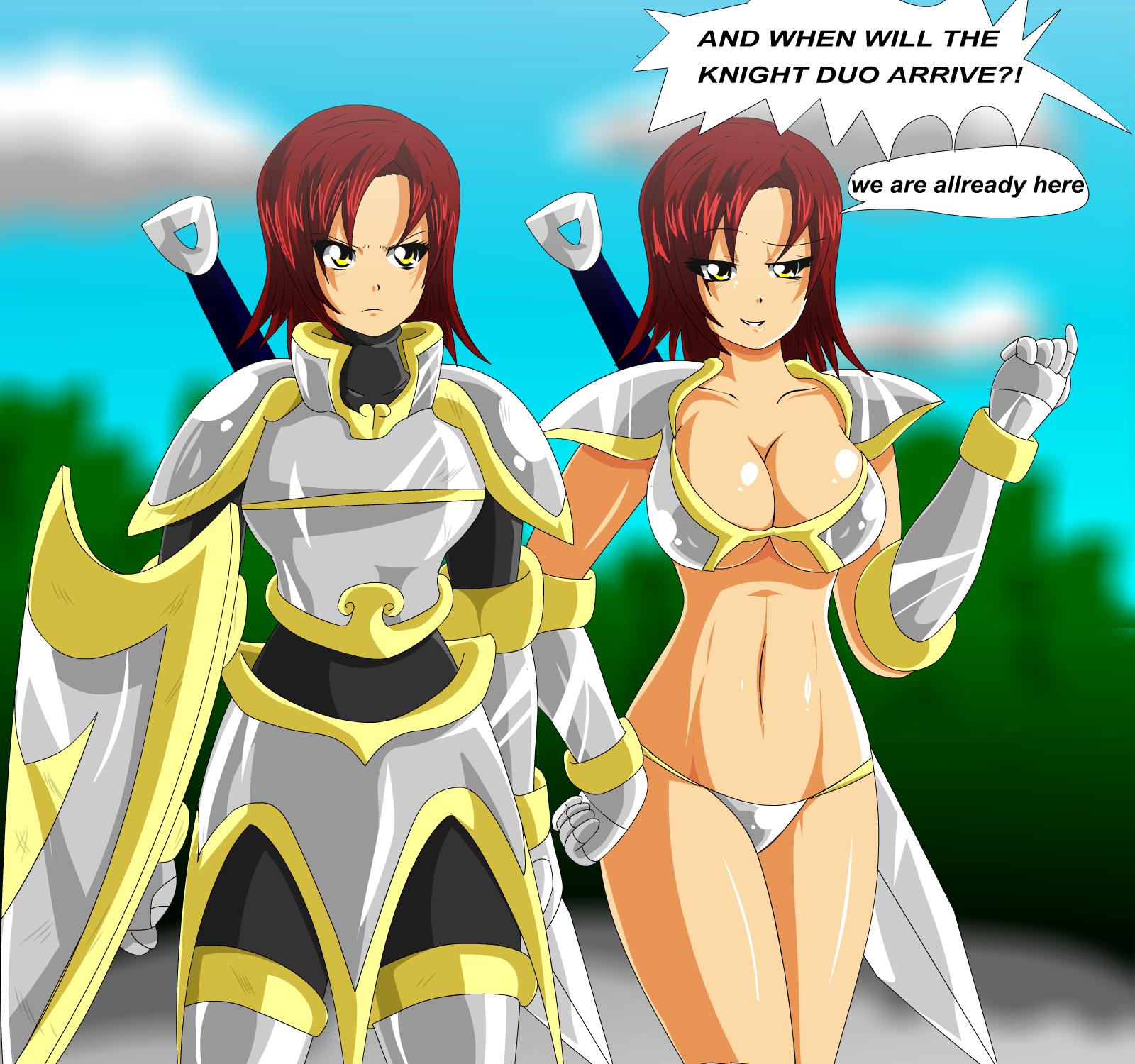 Knight Twins