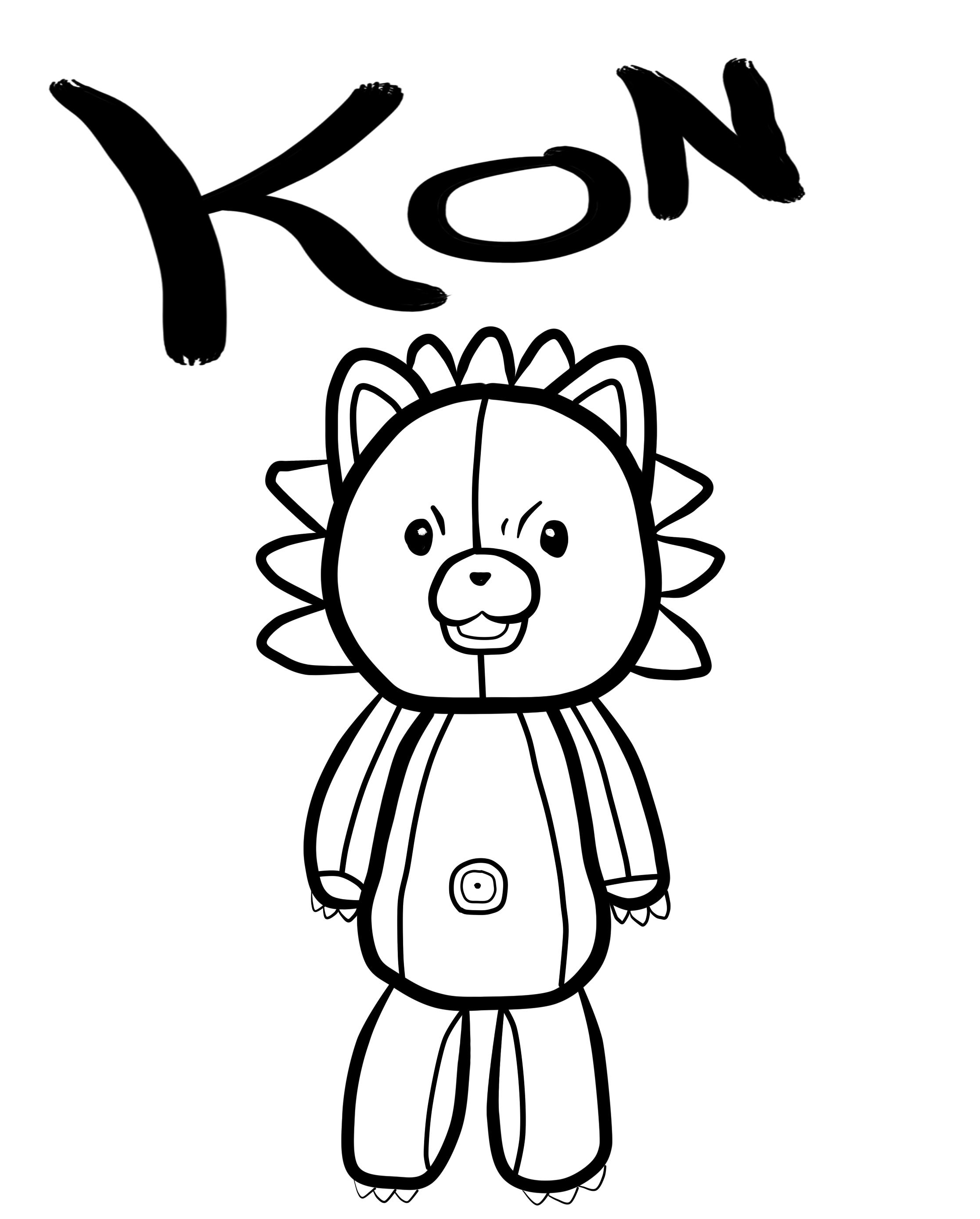 KON - Bleach