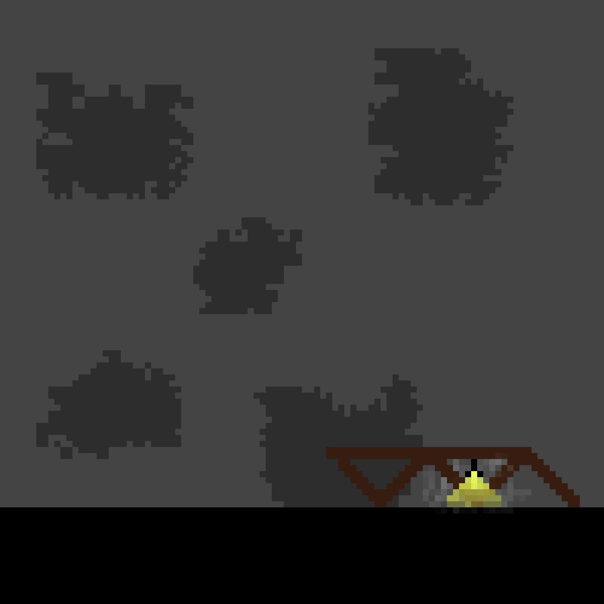 Cave Pixel Art