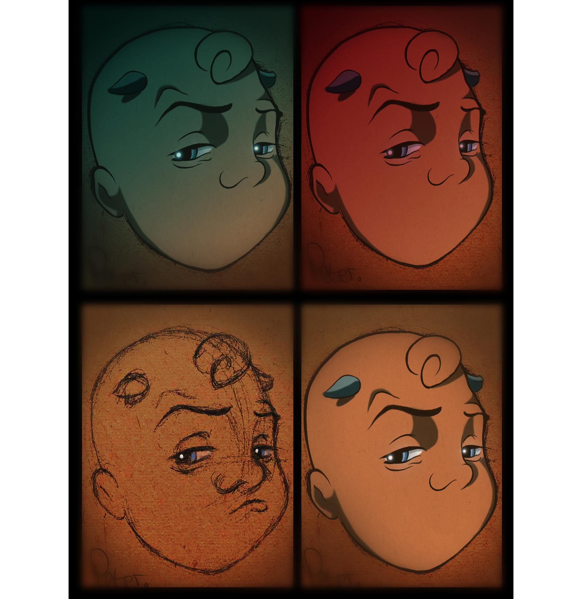Nameless Character