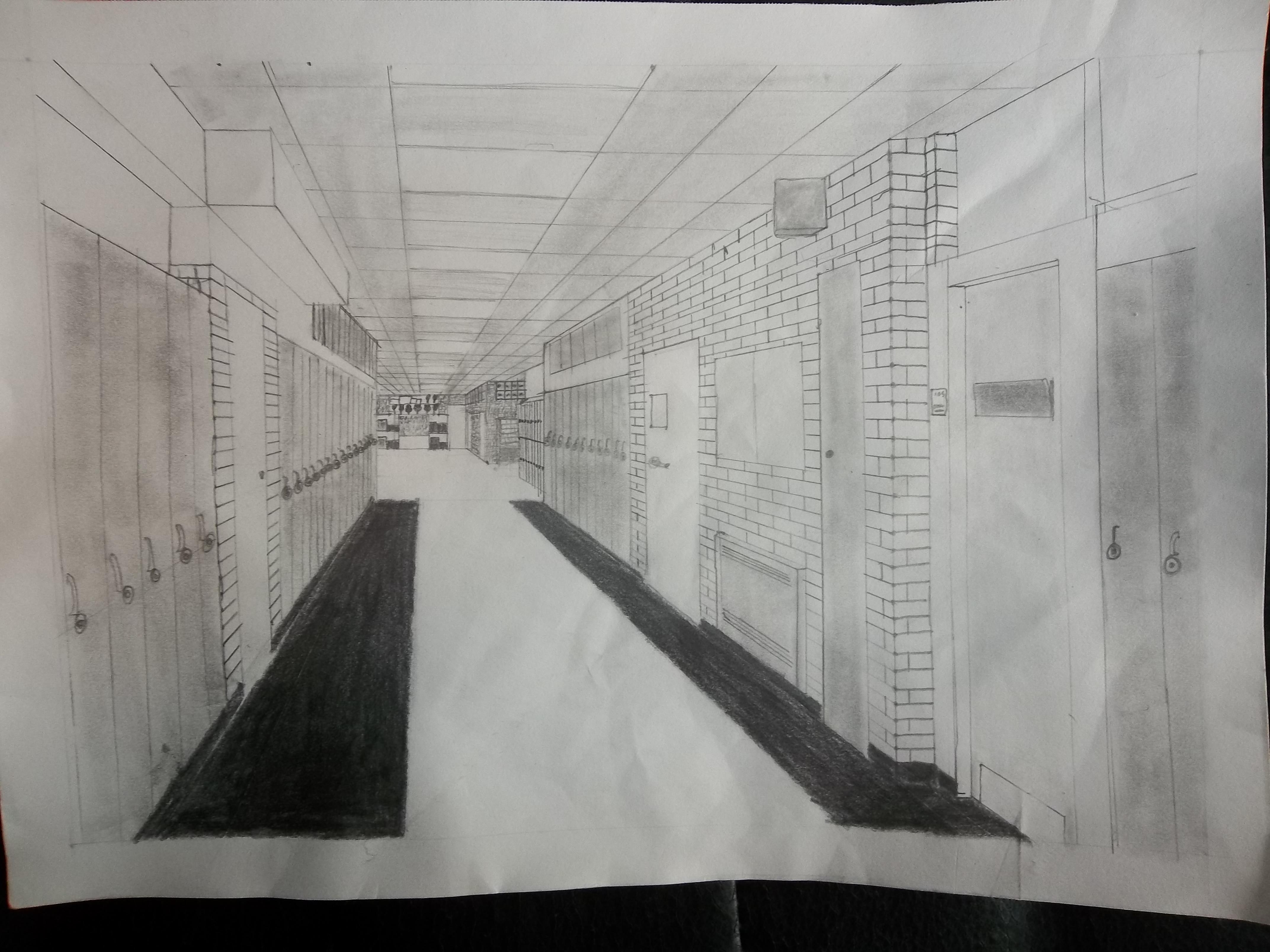 Hallway Perspective