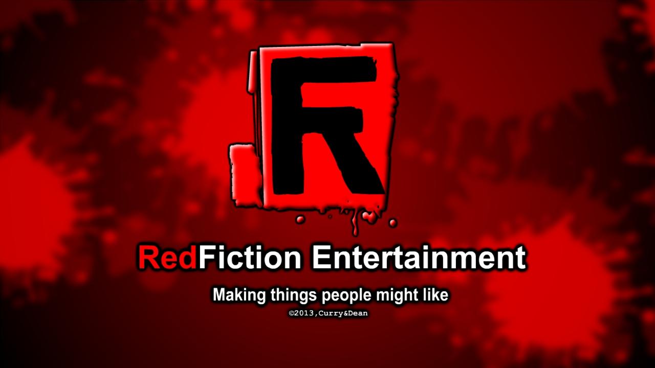 RedFiction Entertainment Logo