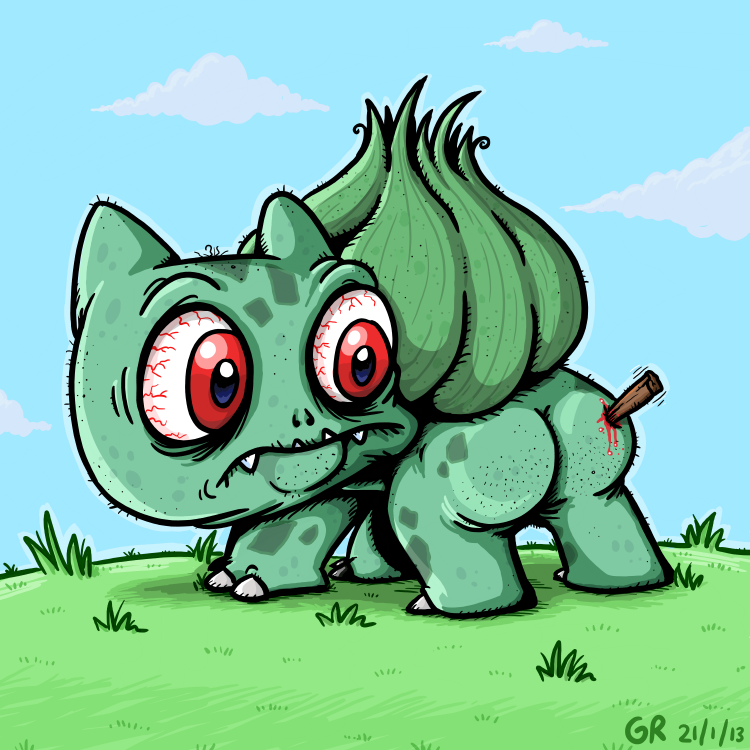 Bulba-sore-arse