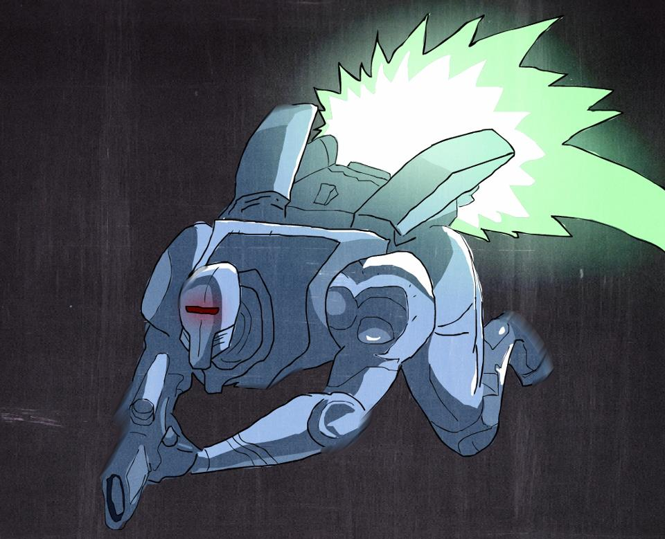 Space Soilder (invincible)