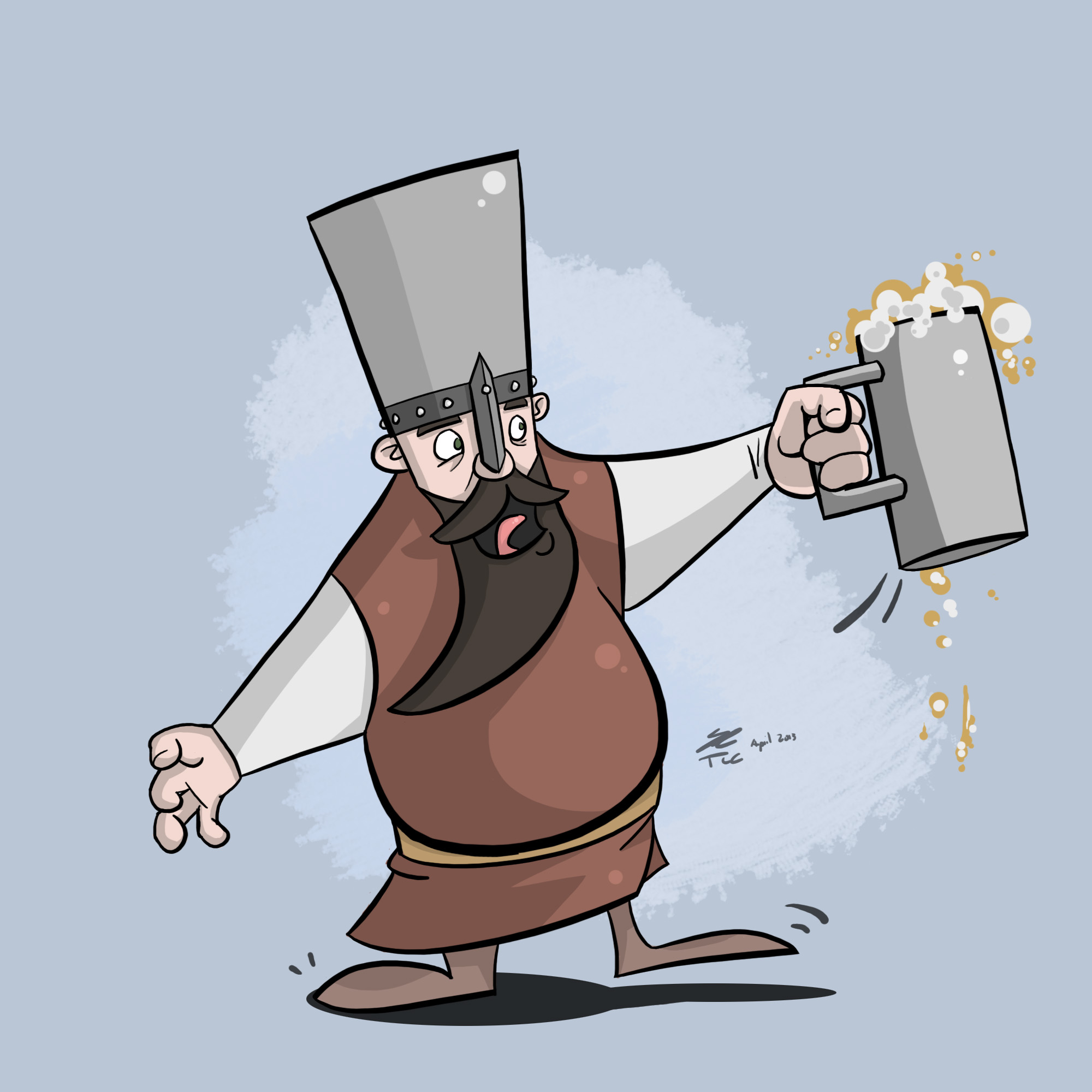 Gautrik the Dwarf