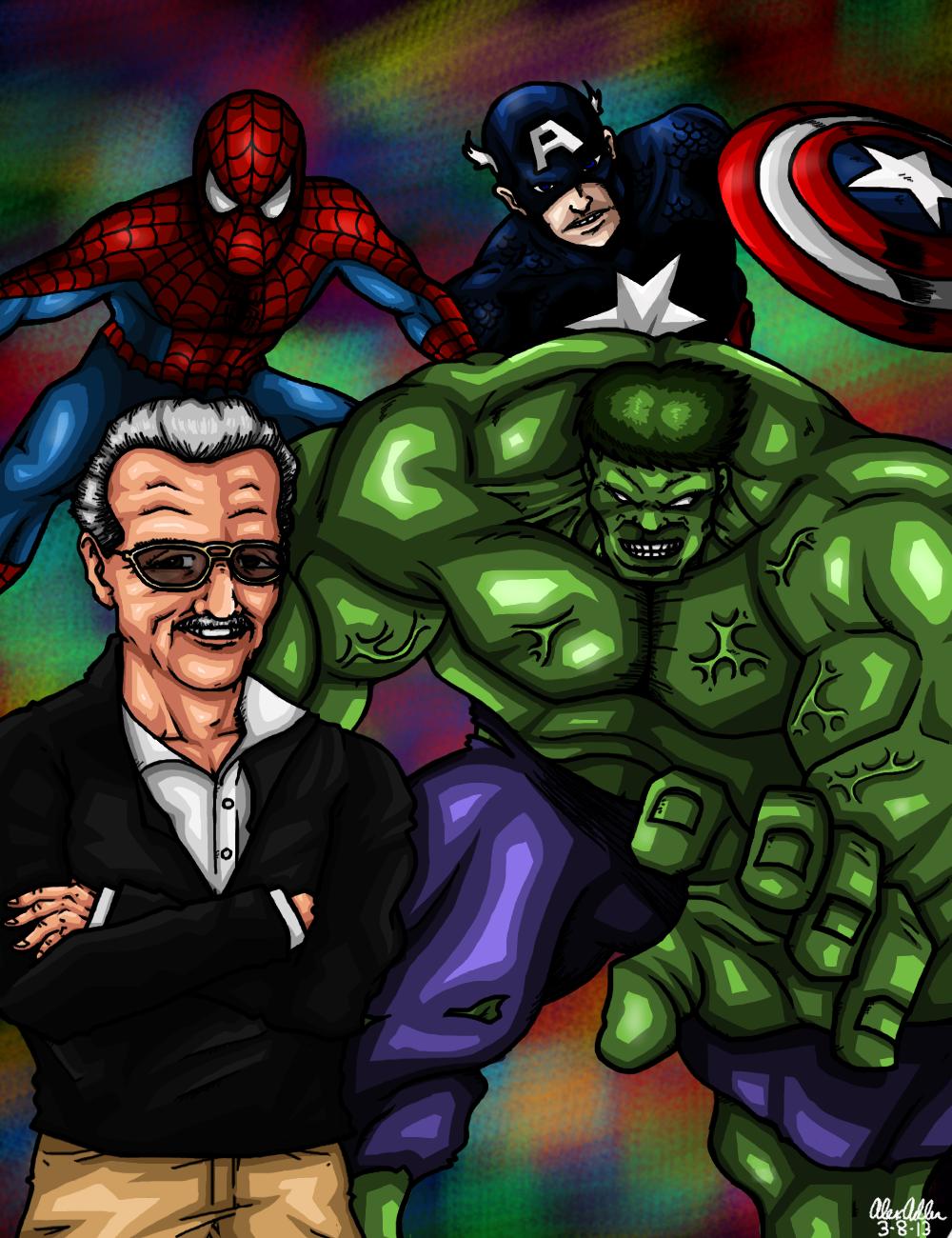 Stan Lee - Master of Marvel