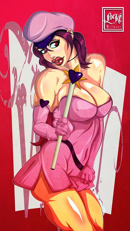 Miss Valerie Valentine