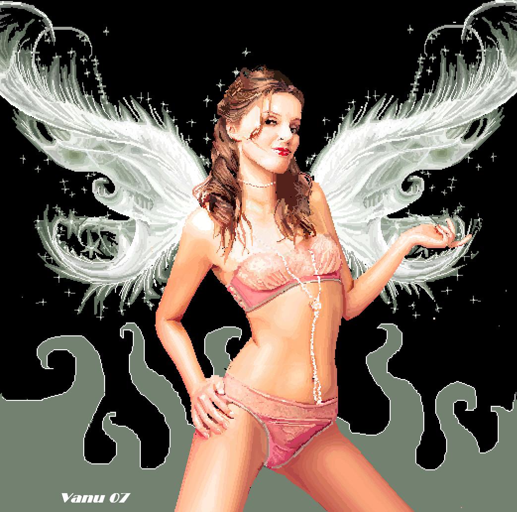 Pixel art Fairy