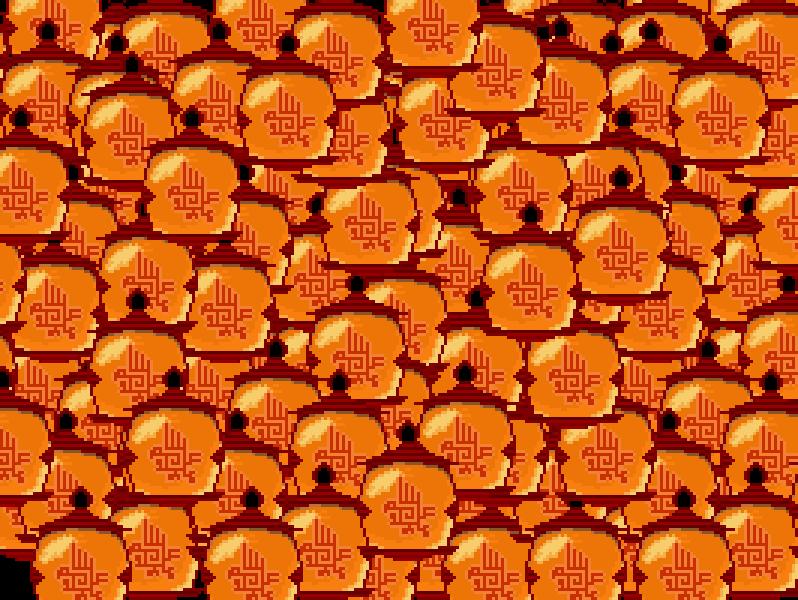 Too Many Lanterns
