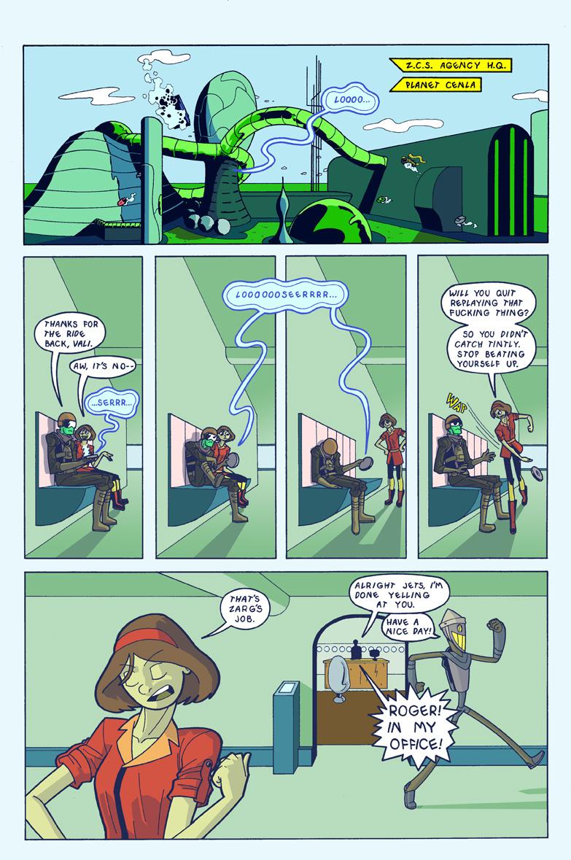 Zeylon Defenders pg. 14
