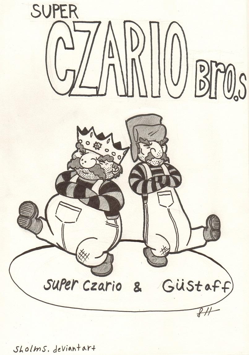 Super Czario Bros