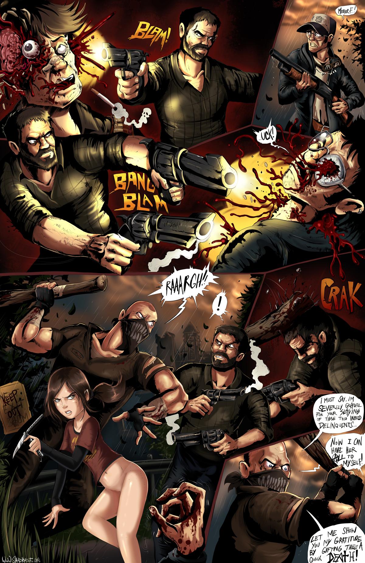 The Last Orifice: Page 4