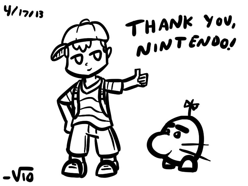 Quick Ness Sketch
