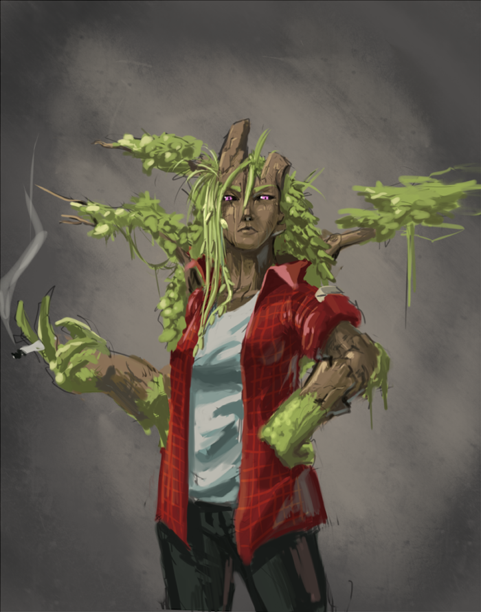 Monster Girls: Plant