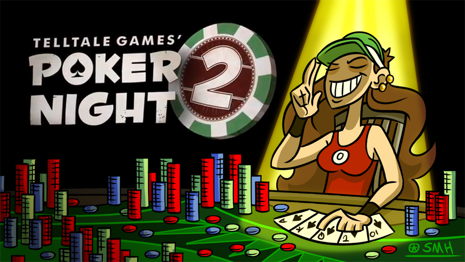 Let's Play Poker Night 2!
