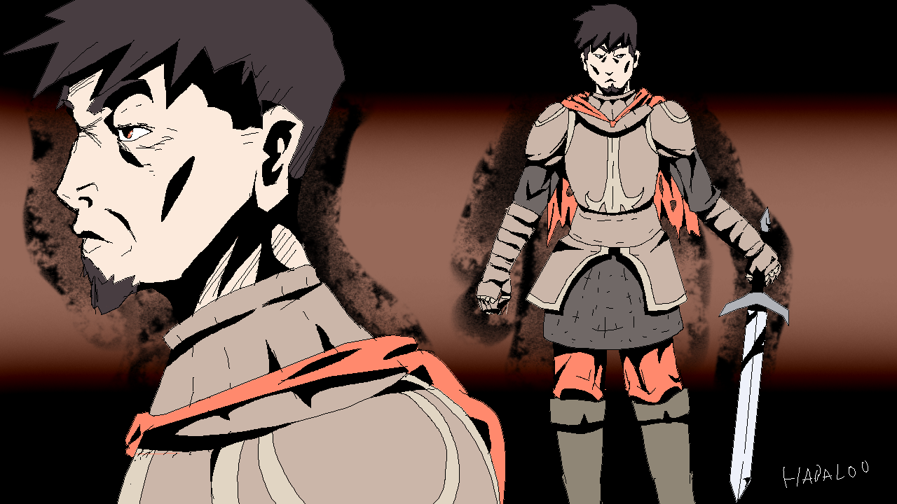 Blood knight