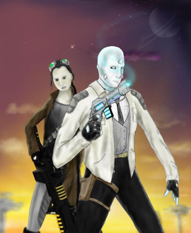 Bounty Hunters: Star Wars 7