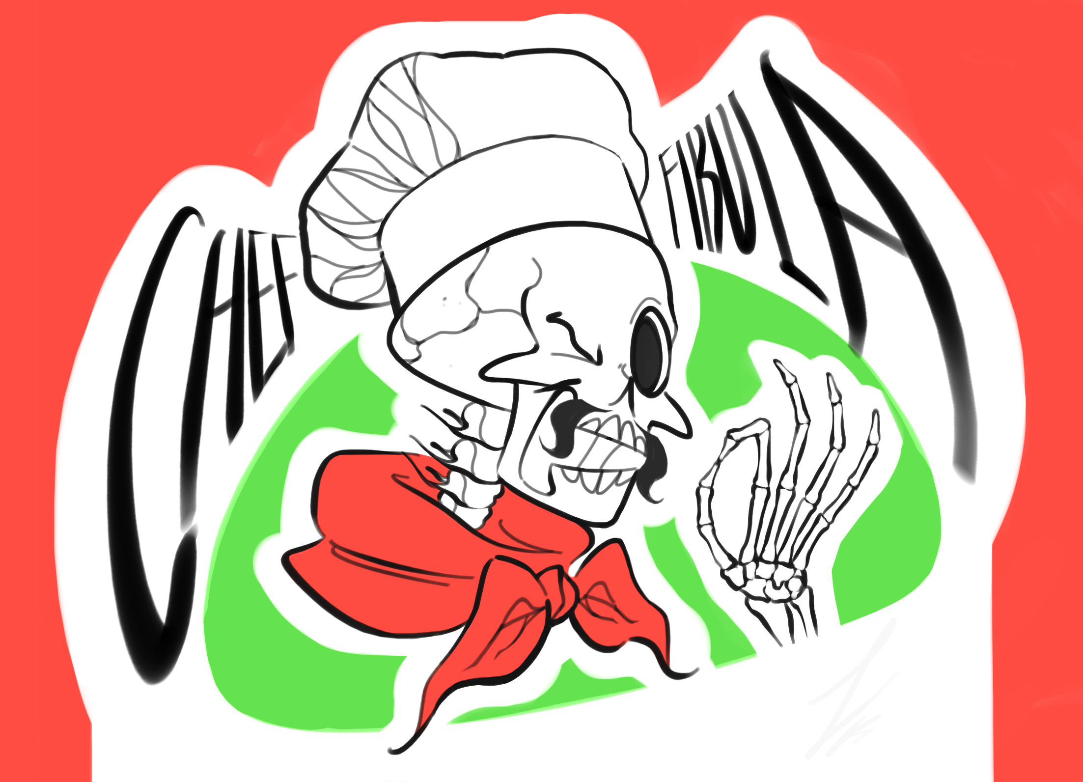 Art Trade - Chef Fibula
