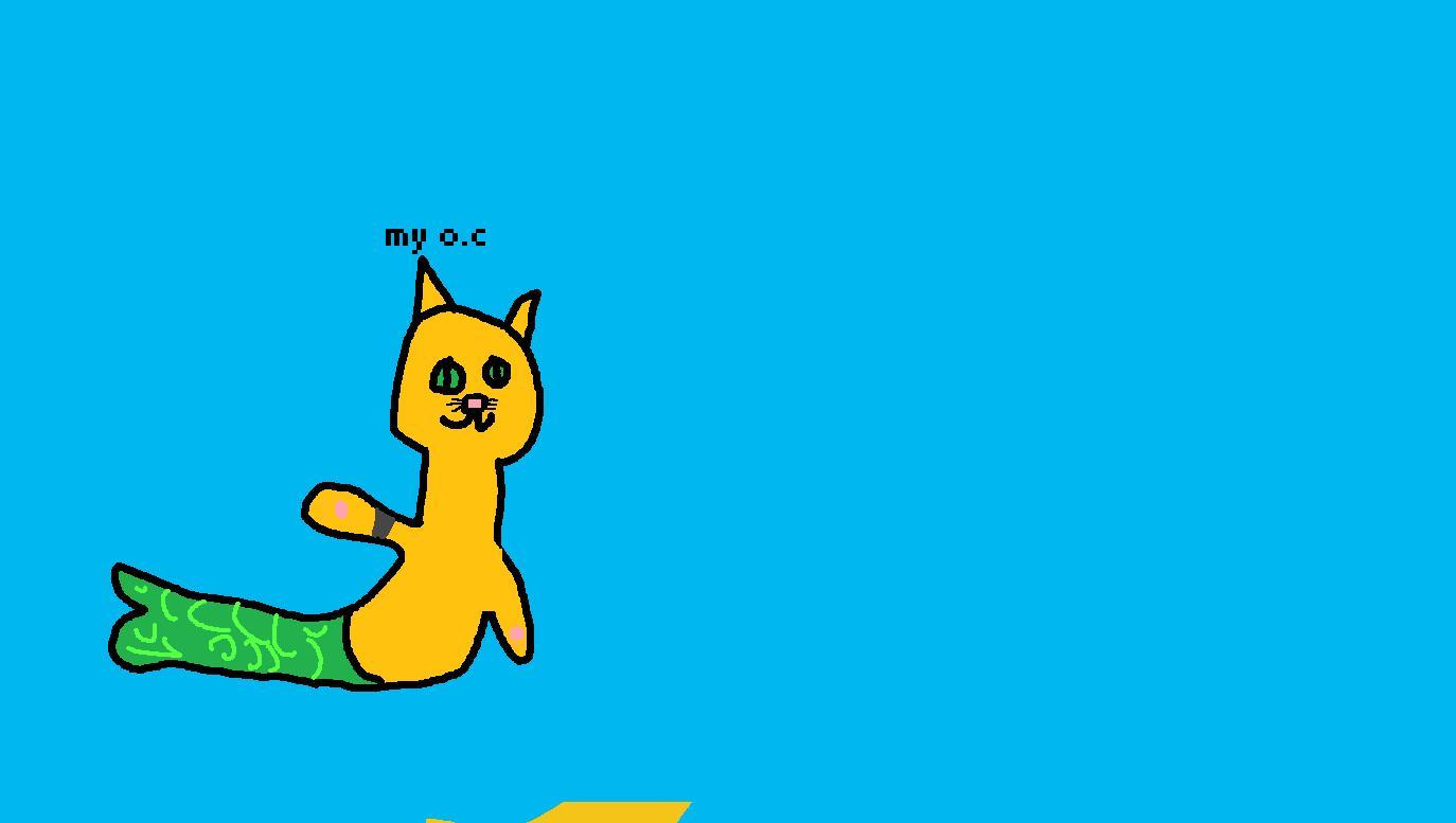 my cat o.c yes it is a o.c