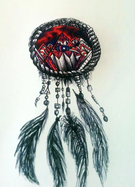 Trippy DreamCatcher