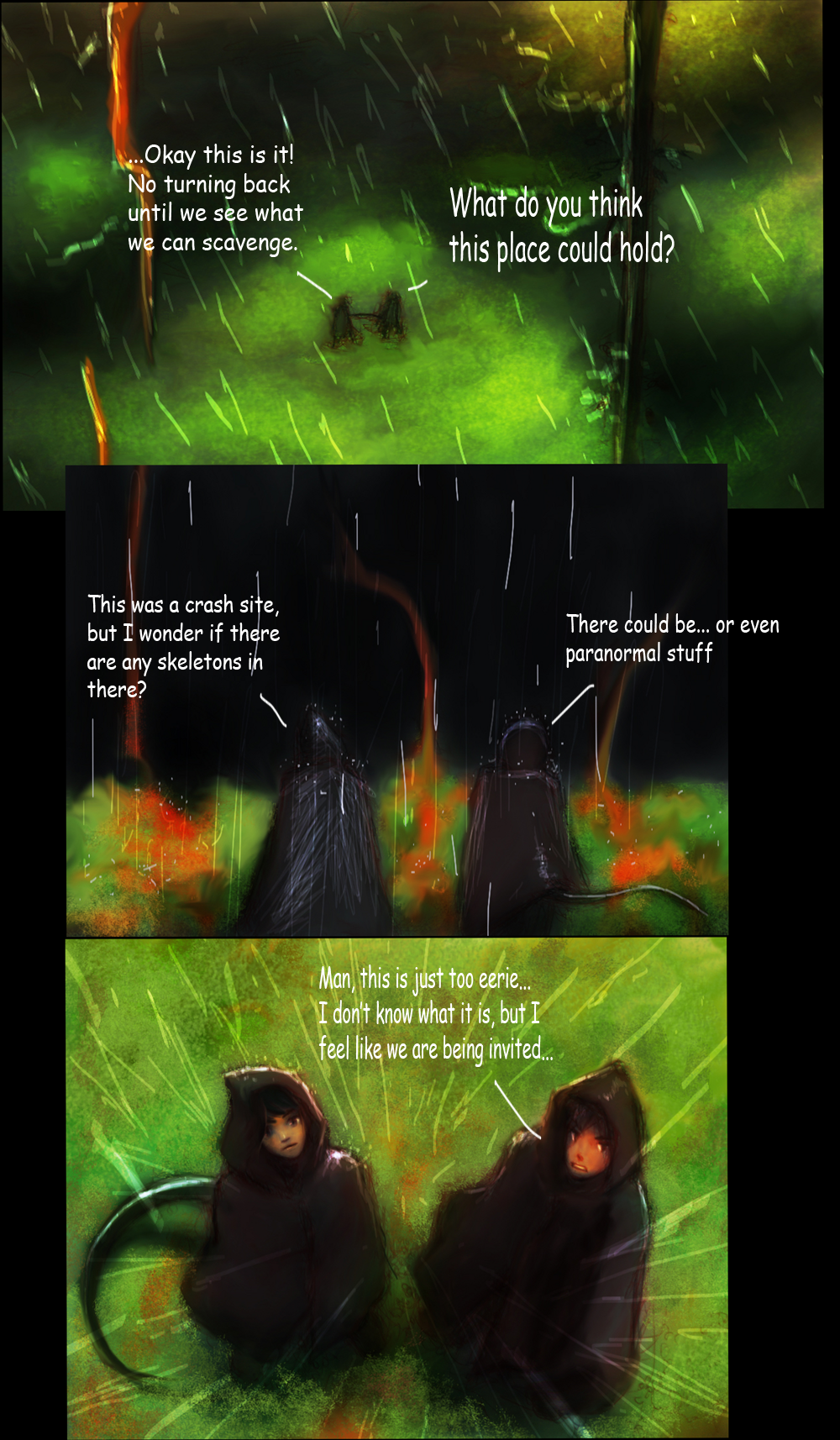 The Descent of Man pg5