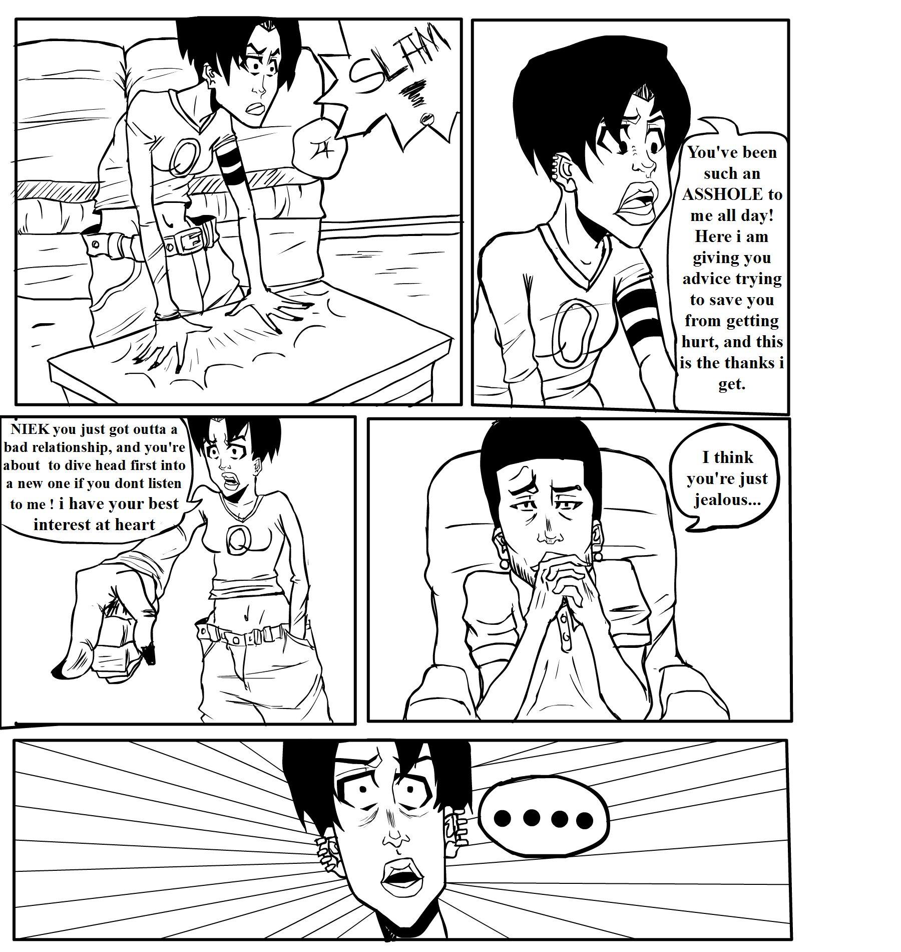 Webcomic stuff