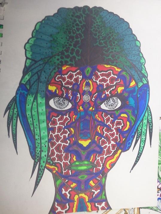 alien female