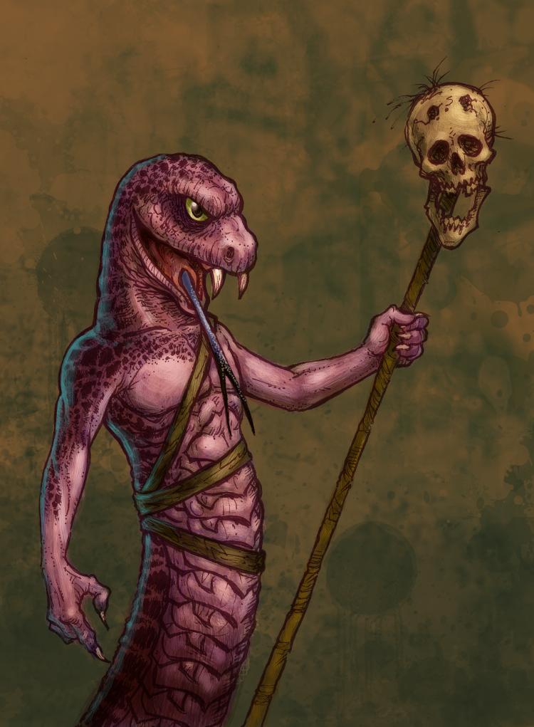 Snakedude