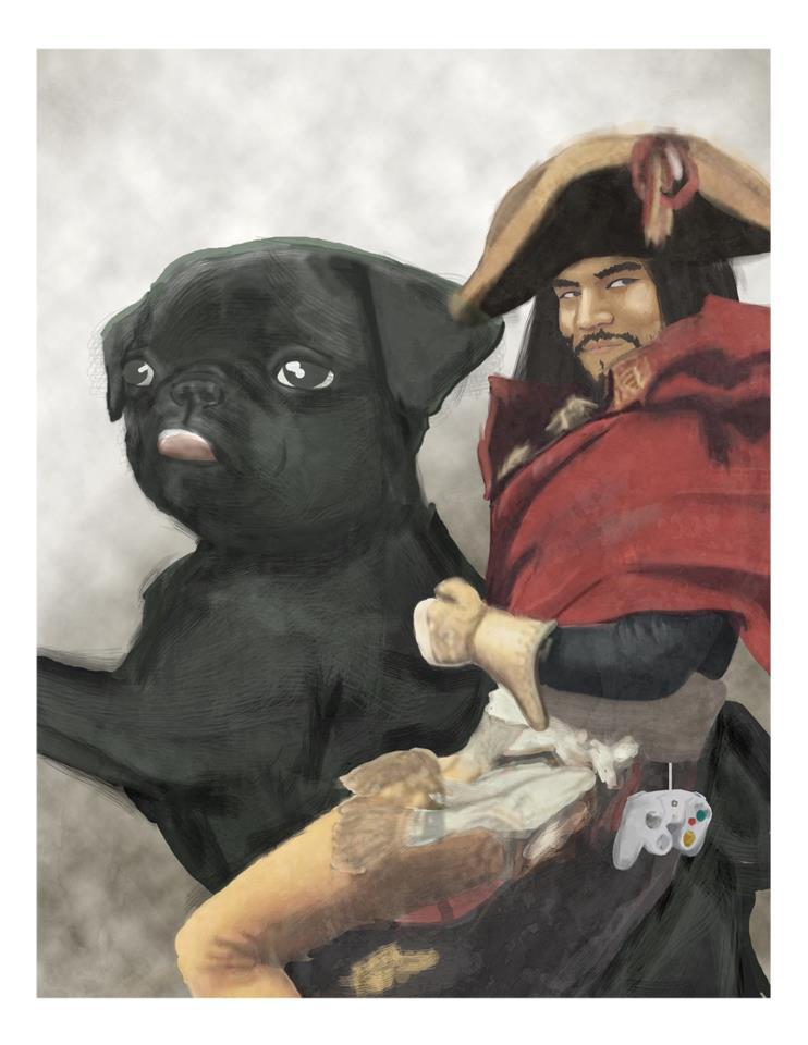 Pug-poleon