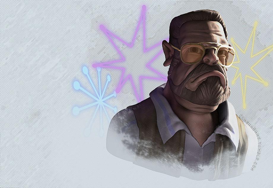 Walter's Rage
