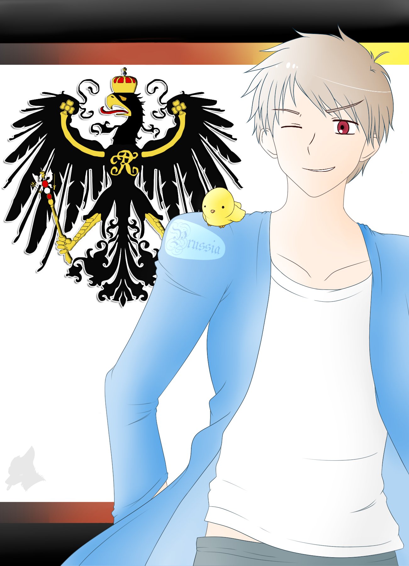Prussia and GIlbird