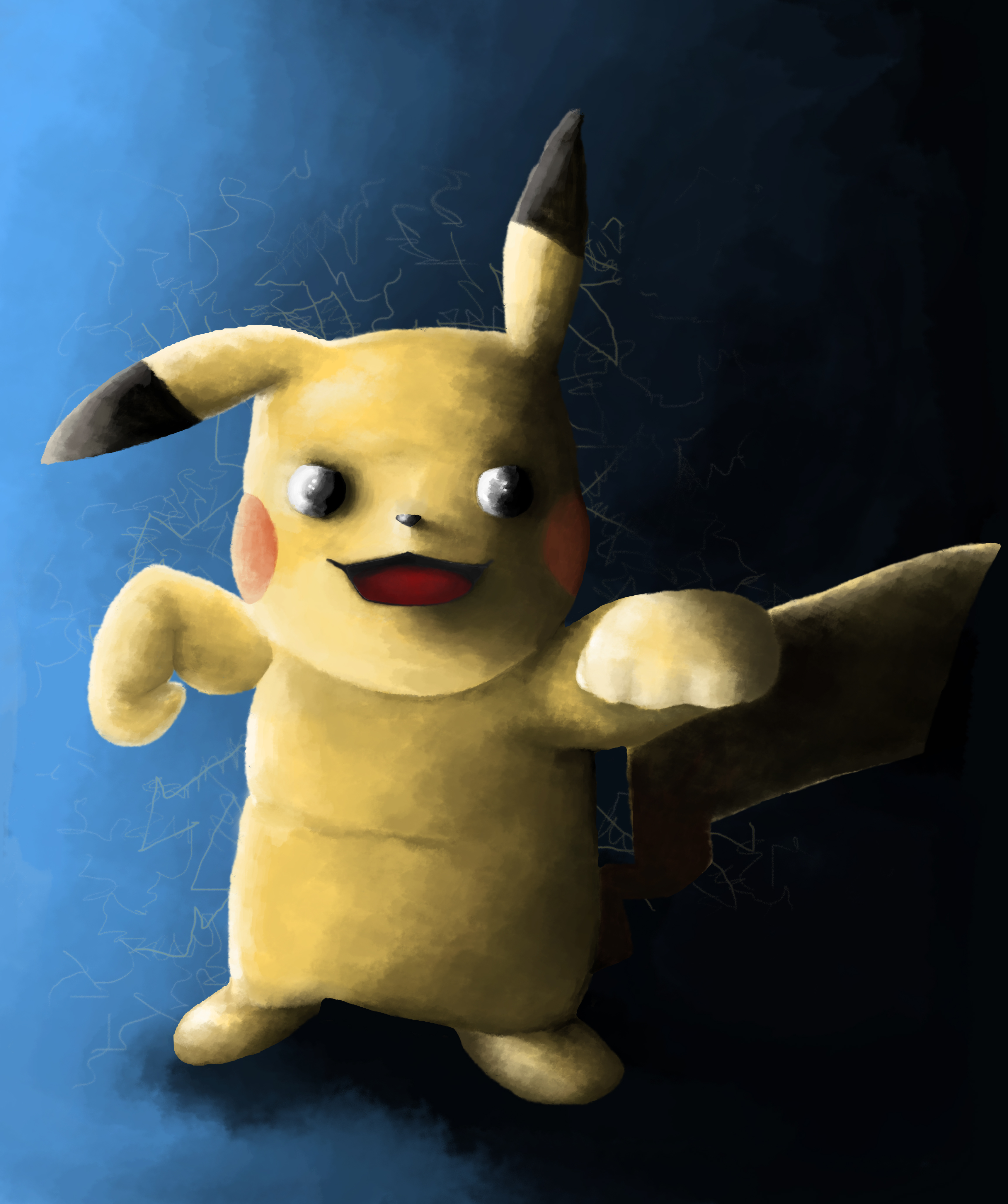 Pikachu !