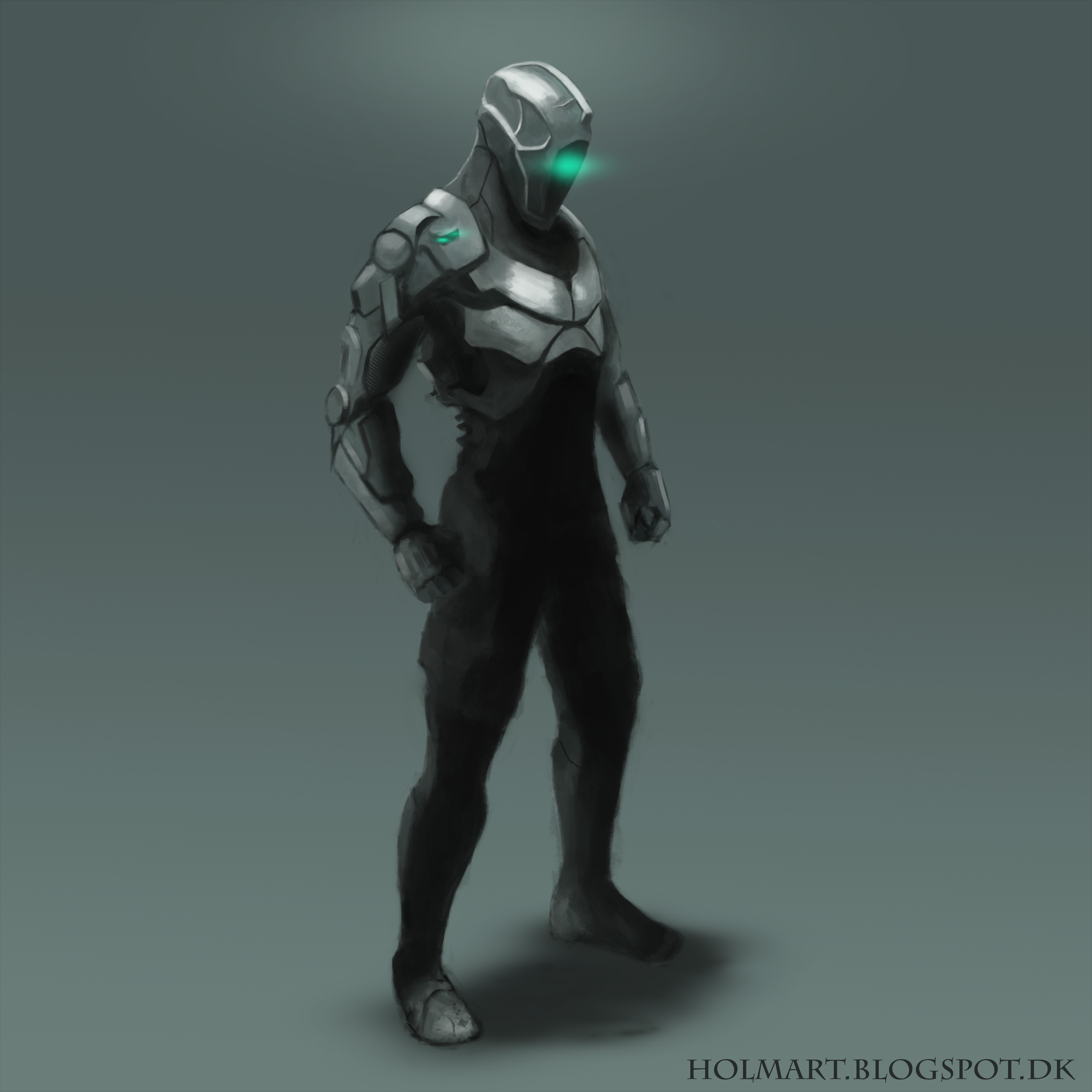 Sci-Fi suit
