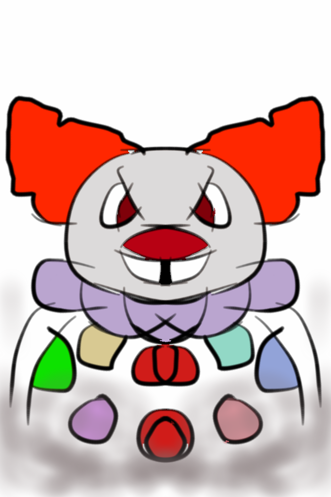 RedEye Clown