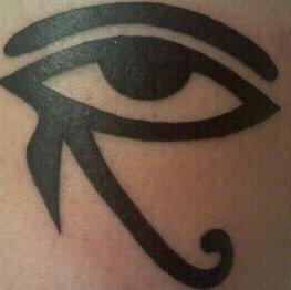 Tattoo - Simple Egyptian Eye