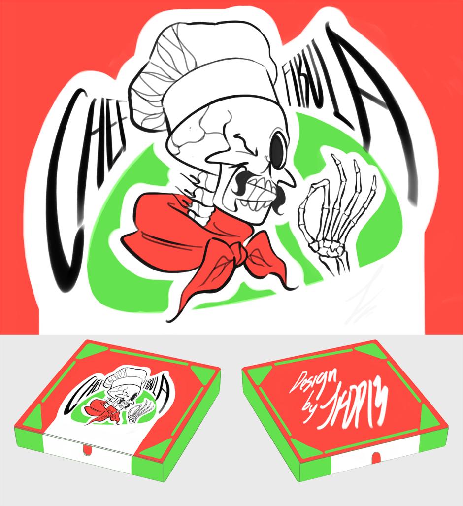 Chef Fibula no PITSA