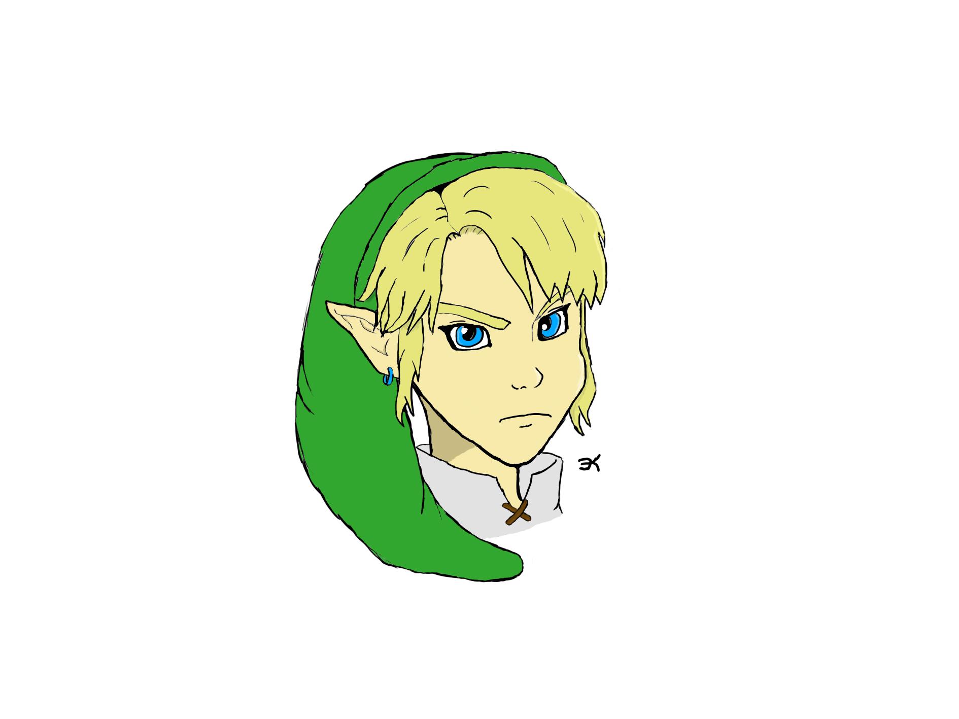 Hero in Green