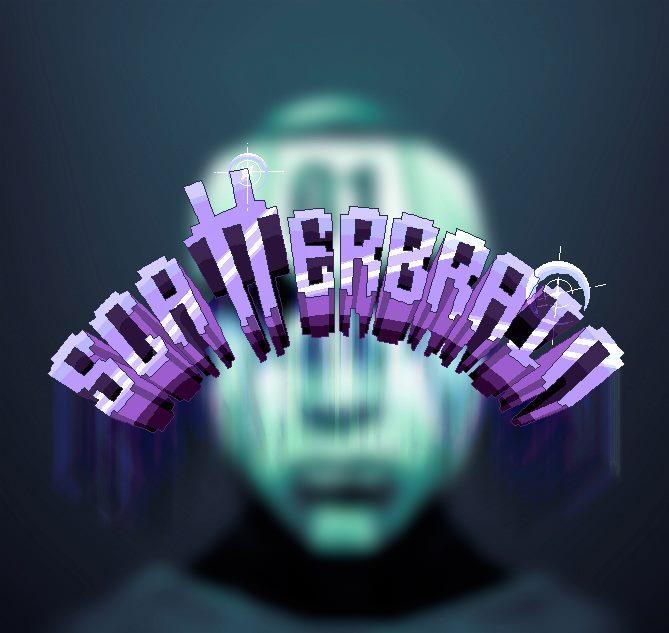 Scatterbrain logo/avatar