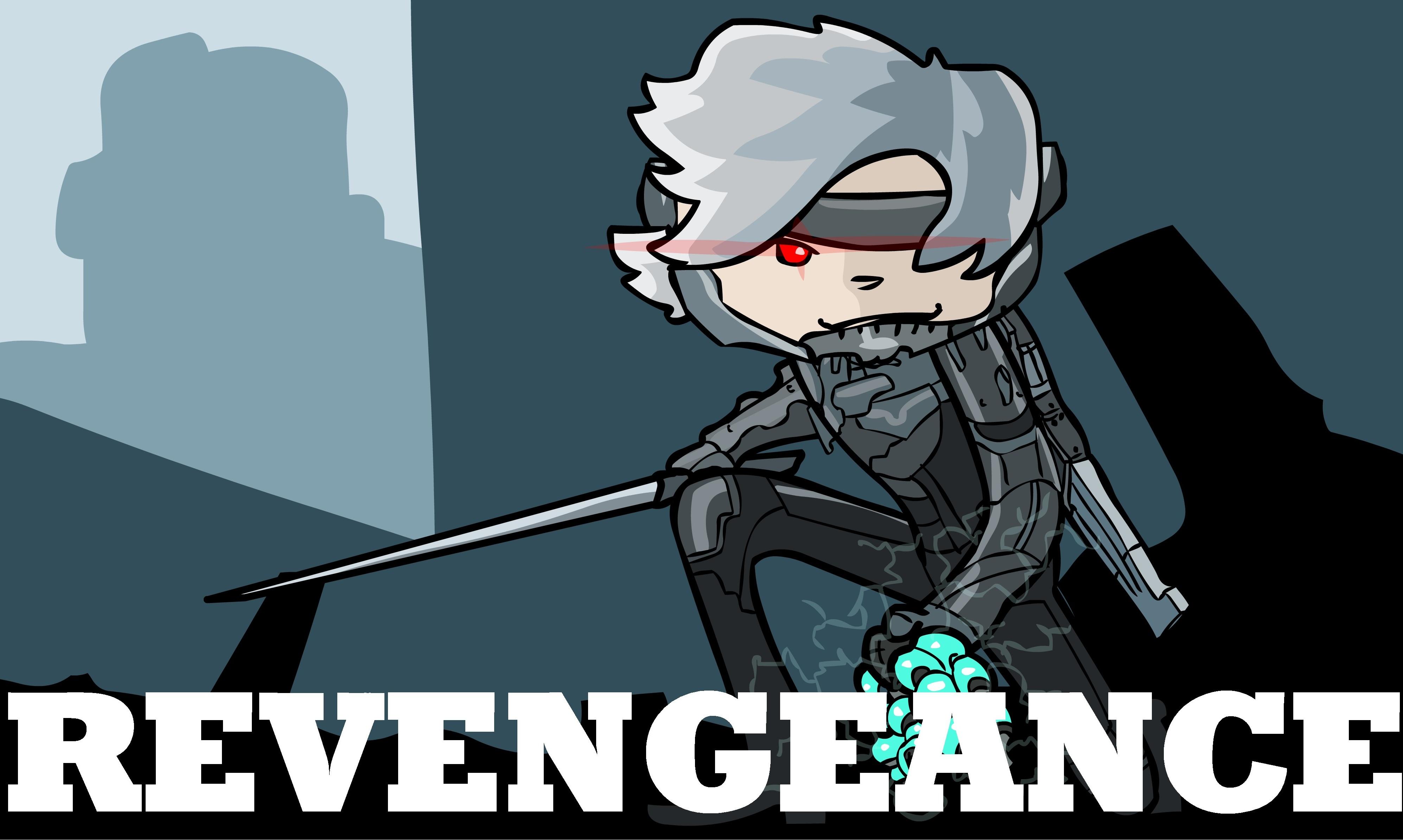 Metal Gear Solid Revengeance