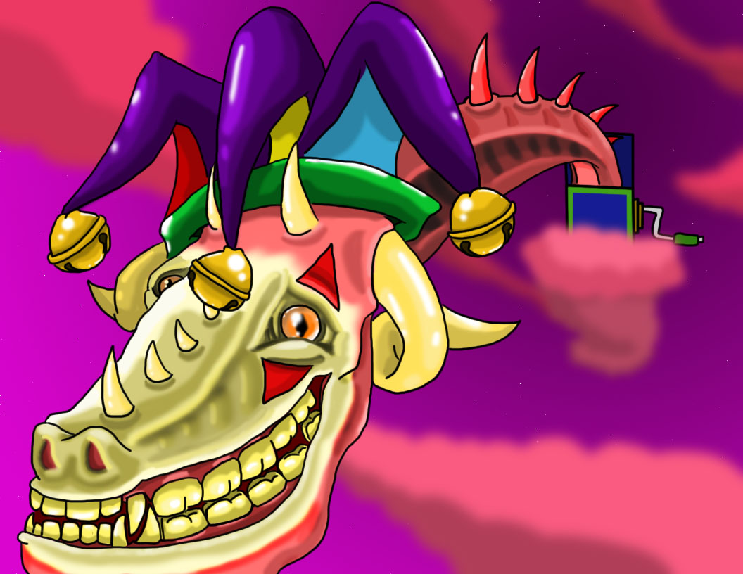 Jester Dragon