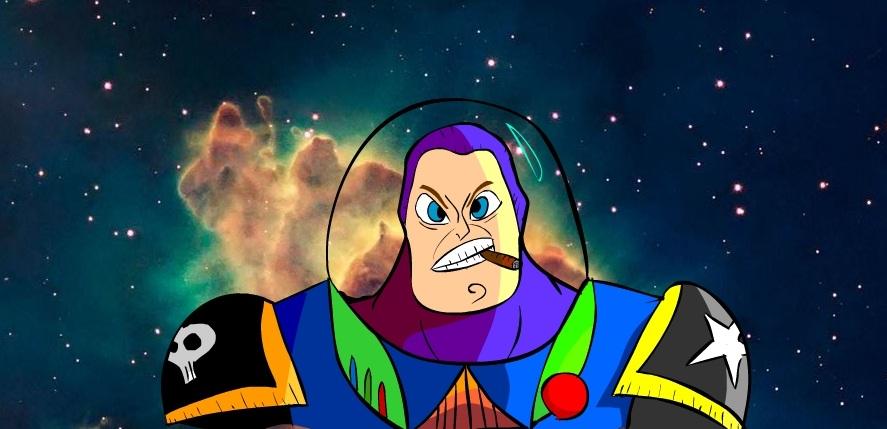 space marine buzz