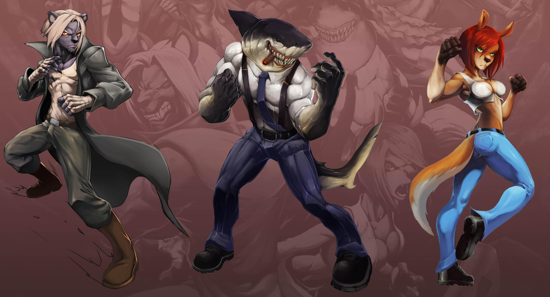 Beast's Fury Indiegogo Promo A
