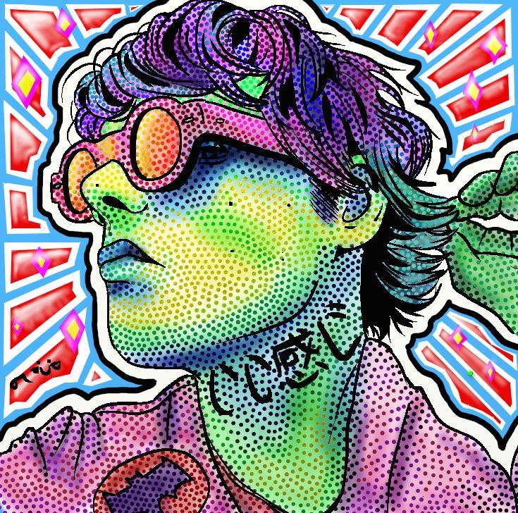 Gerard Way Twitter icon