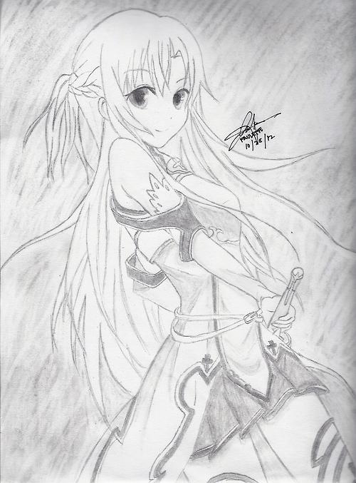 SAO Sketch