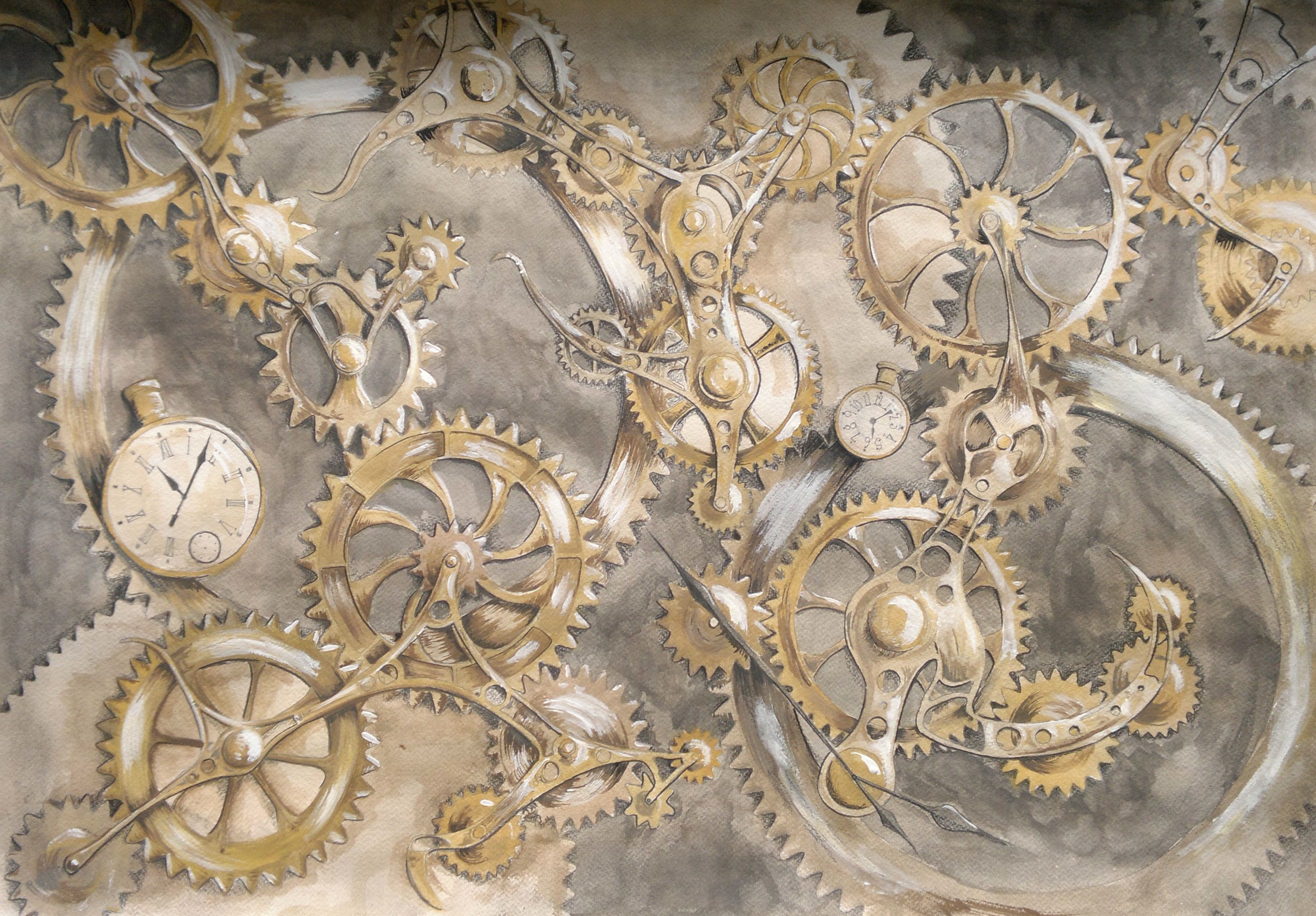 Cogs and Cogs