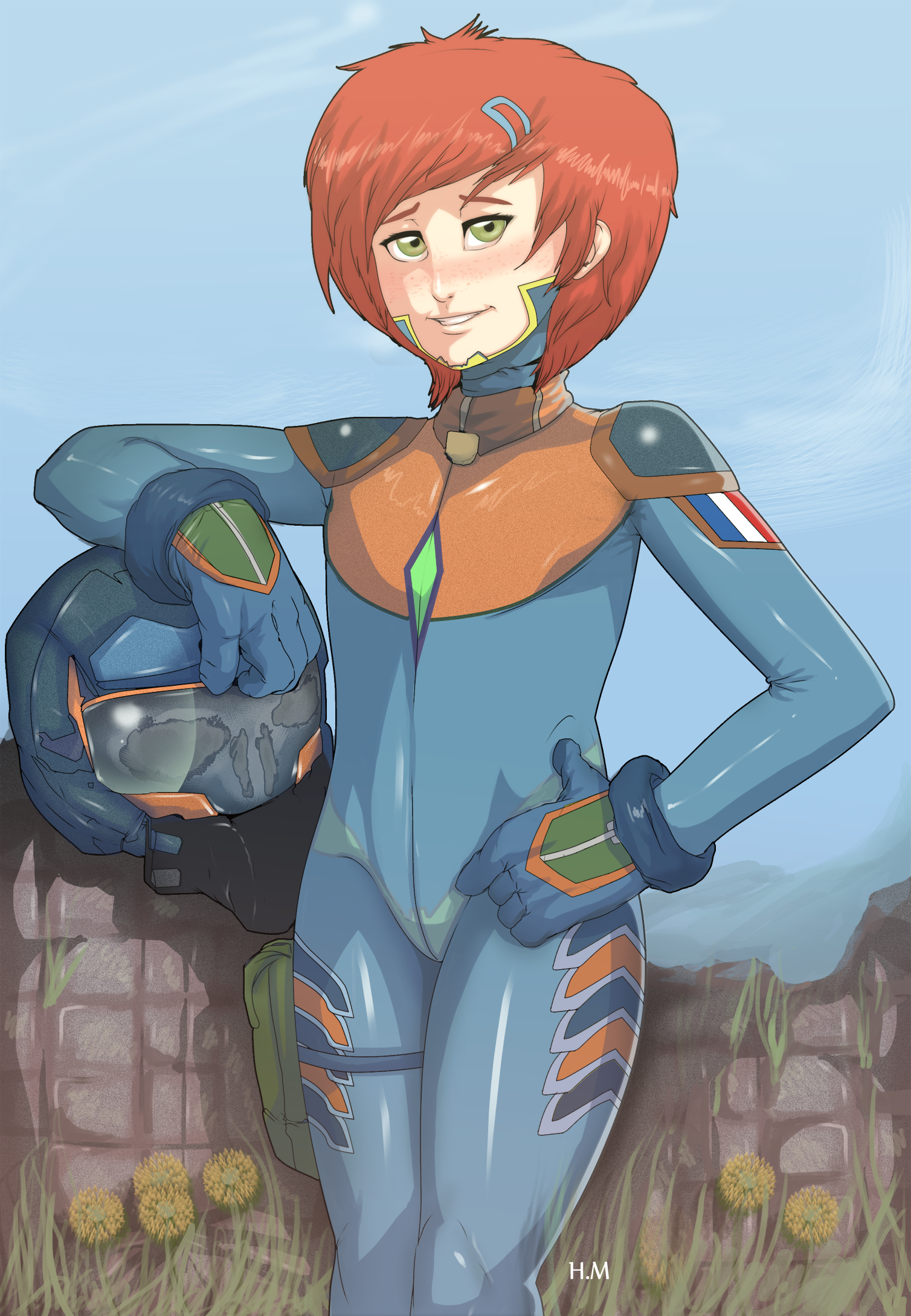 Juno Mech Pilot