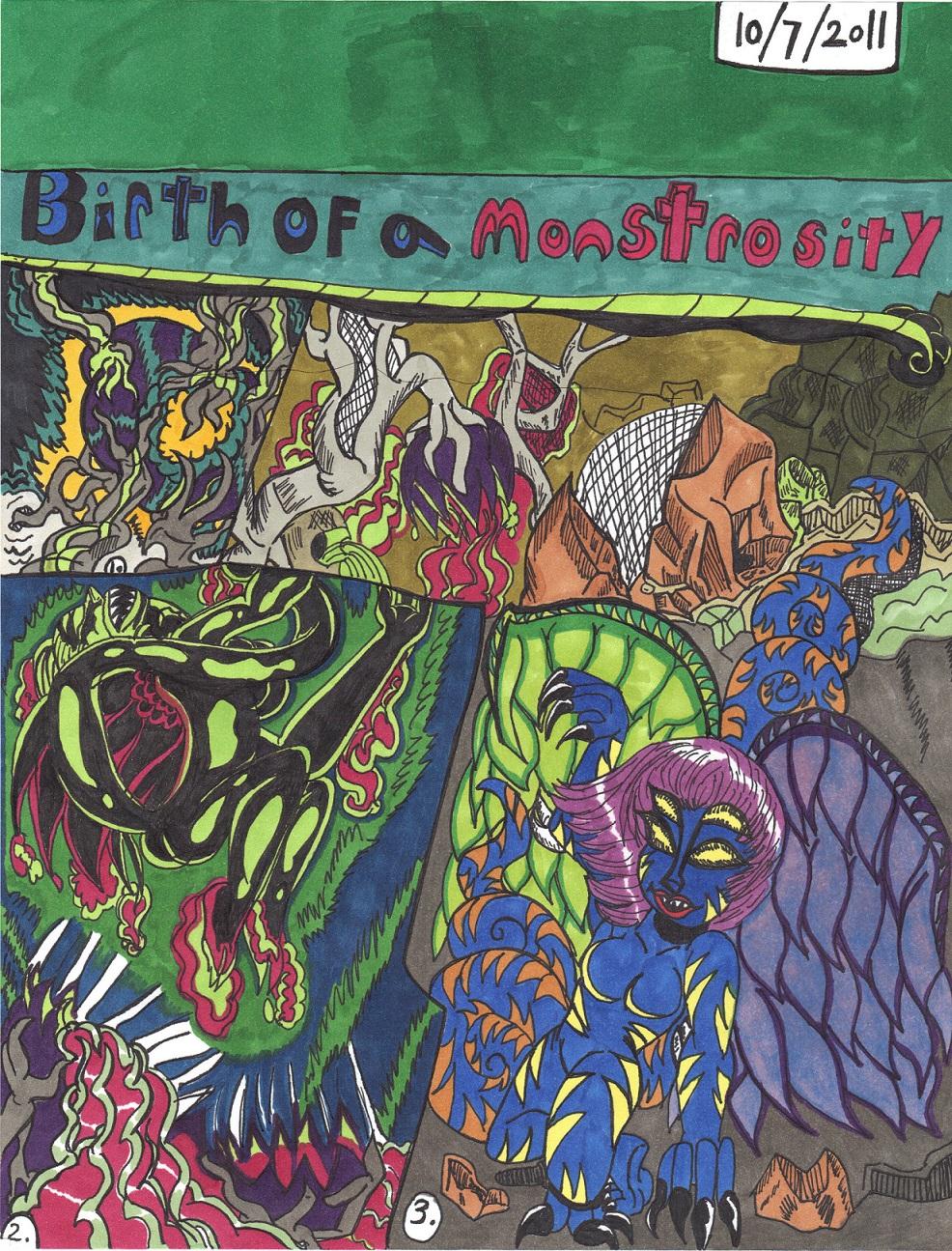 Birth of a Monstrosity